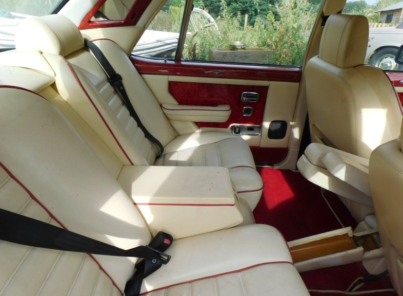 1989 Bentley Turbo R  For Sale (picture 5 of 6)