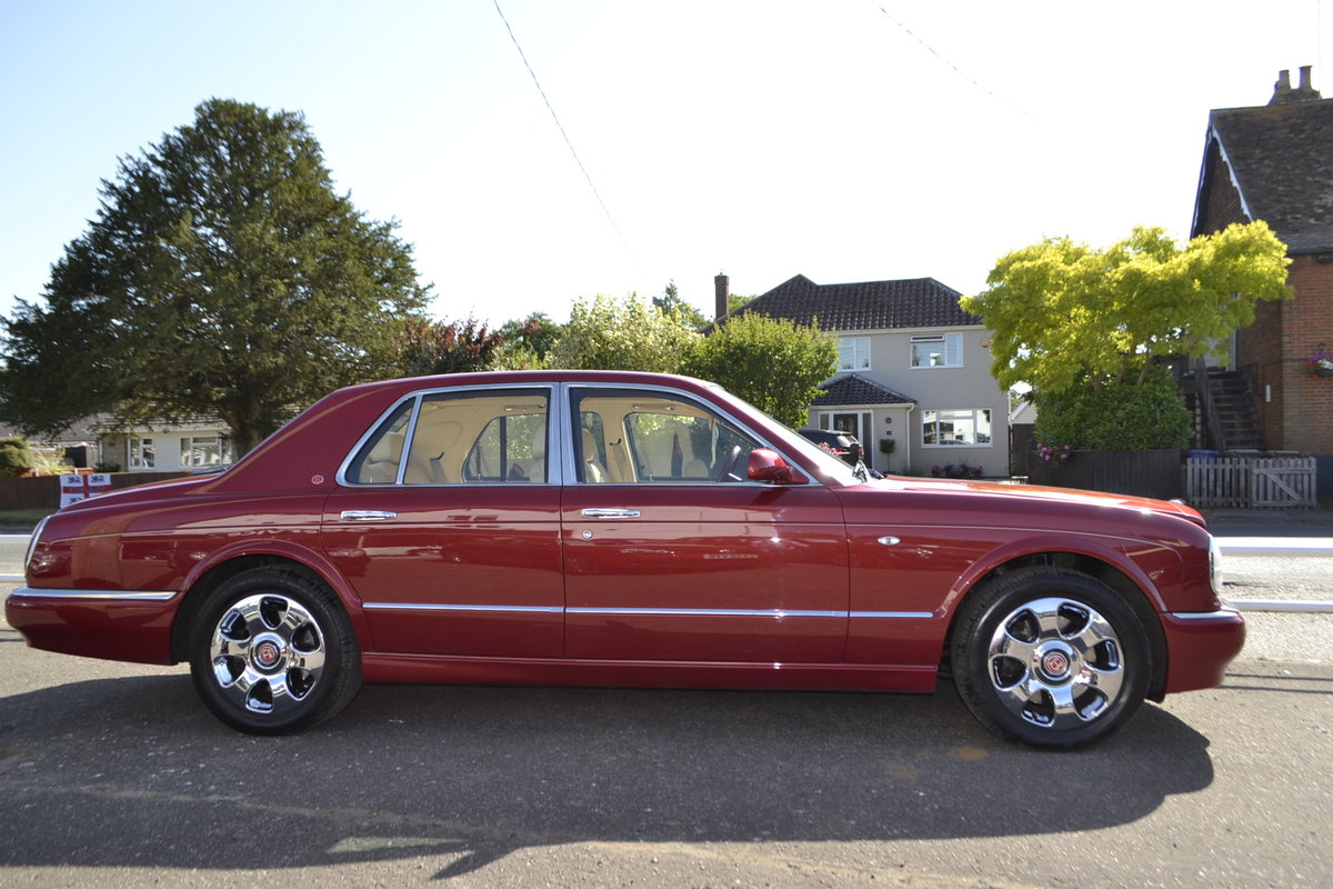 2000 Bentley Arnage Red Label For Sale (picture 2 of 11)