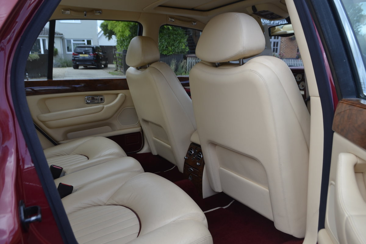 2000 Bentley Arnage Red Label For Sale (picture 4 of 11)