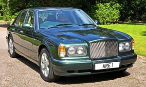 1998 Bentley Arnage 4.4 Green Label For Sale
