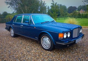 1993 BENTLEY BROOKLANDS - SUPERB LOW MILEAGE EXAMPLE - PX