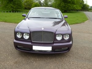 2008 Bentley Brooklands Coupe for sale SOLD