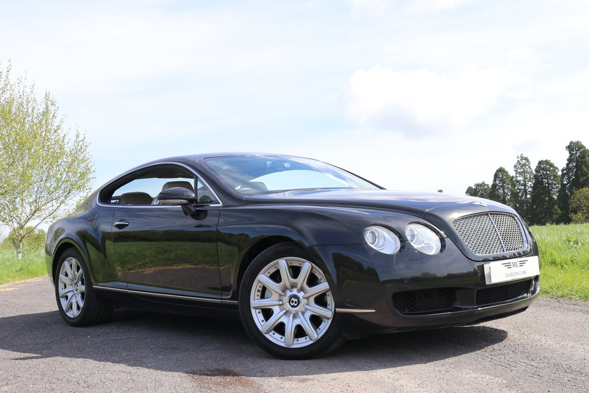 2006 BENTLEY CONTINENTAL GT COUPE For Sale (picture 1 of 6)