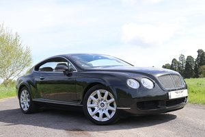 2006 BENTLEY CONTINENTAL GT COUPE For Sale