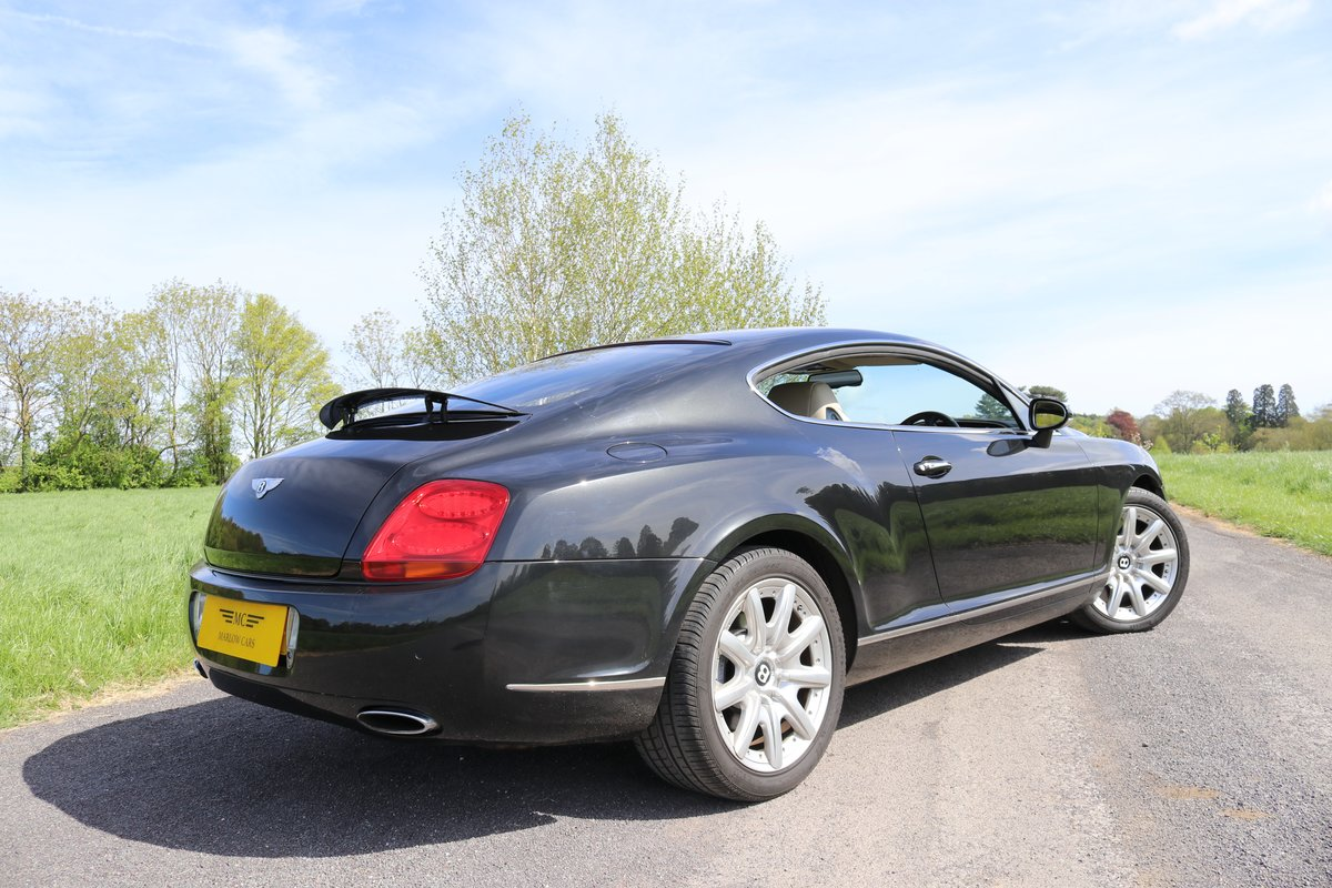 2006 BENTLEY CONTINENTAL GT COUPE For Sale (picture 4 of 6)