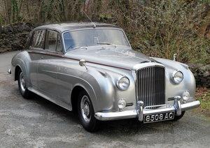 1959 Bentley S1 Four Door Saloon B4GC