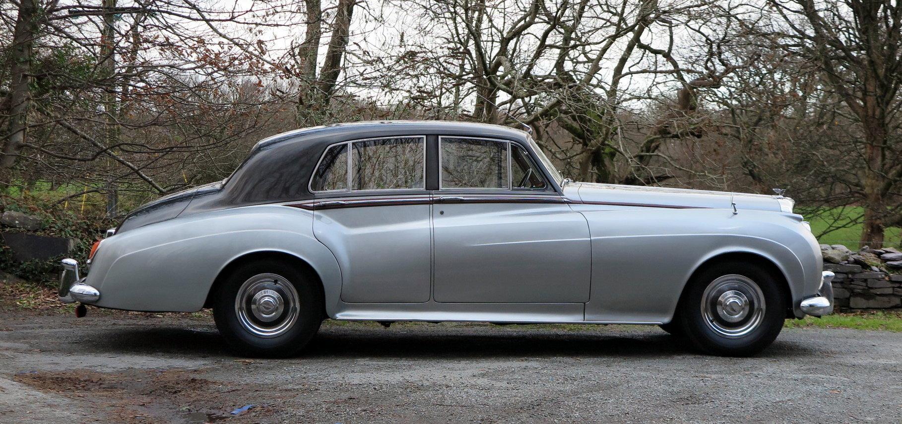 1959 Bentley S1 Four Door Saloon B4GC For Sale (picture 3 of 6)