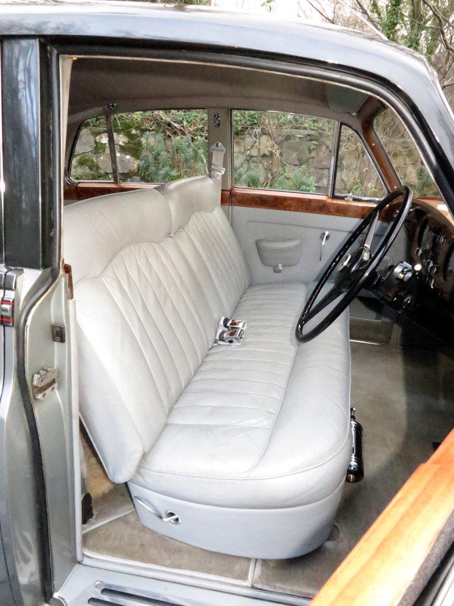 1959 Bentley S1 Four Door Saloon B4GC For Sale (picture 5 of 6)