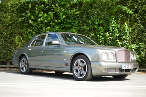 2004 Bentley Arnage T Muliner