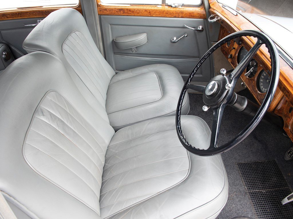 1950 Bentley Mark VI Saloon  For Sale by Auction (picture 4 of 6)