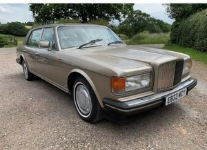 1987 Bentley Turbo R LWB