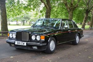 1986 Bentley Turbo R