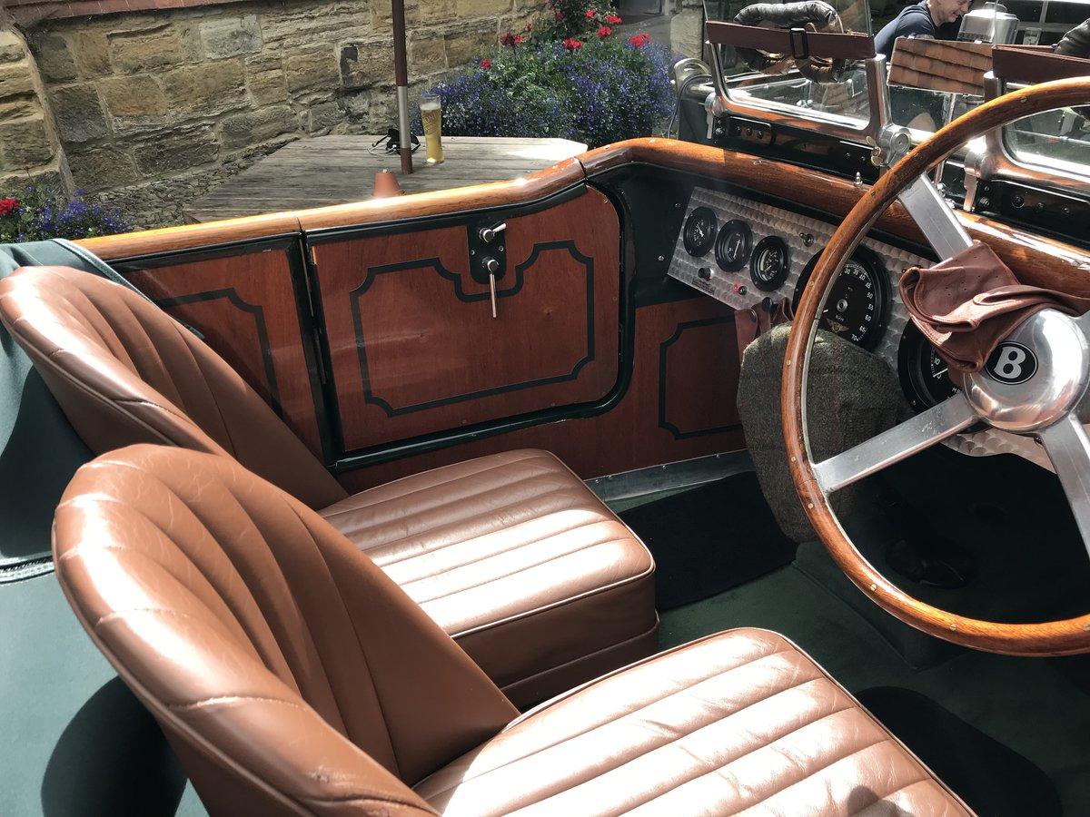 1957 Bentley Vanden Plas Tourer - Perfect  SOLD (picture 5 of 6)