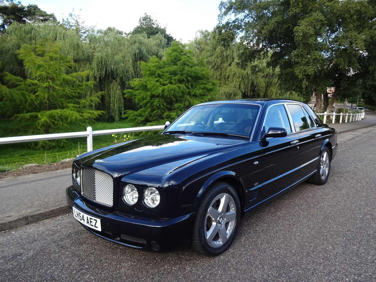 2005 Bentley Arnage T For Sale (picture 1 of 6)
