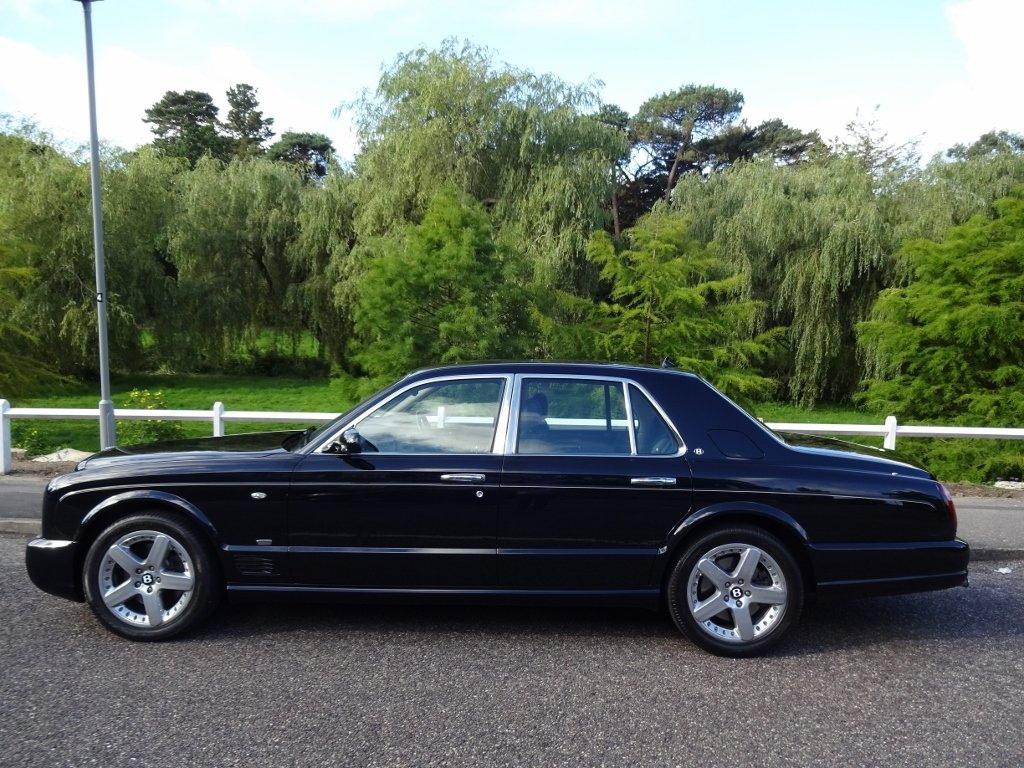 2005 Bentley Arnage T For Sale (picture 2 of 6)