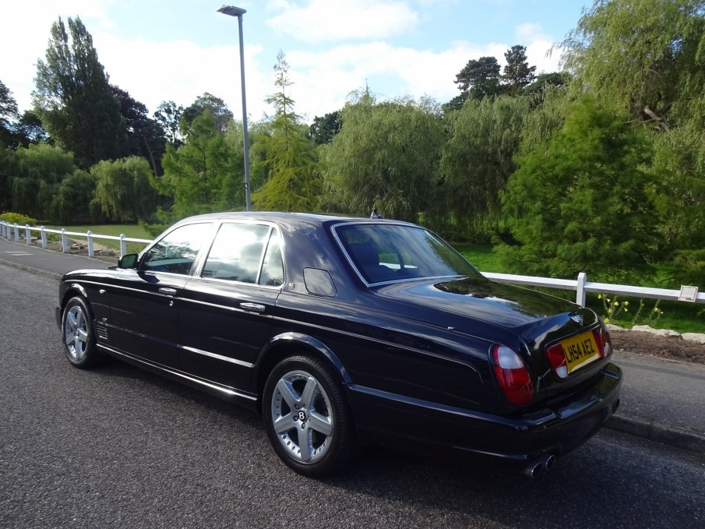 2005 Bentley Arnage T For Sale (picture 3 of 6)