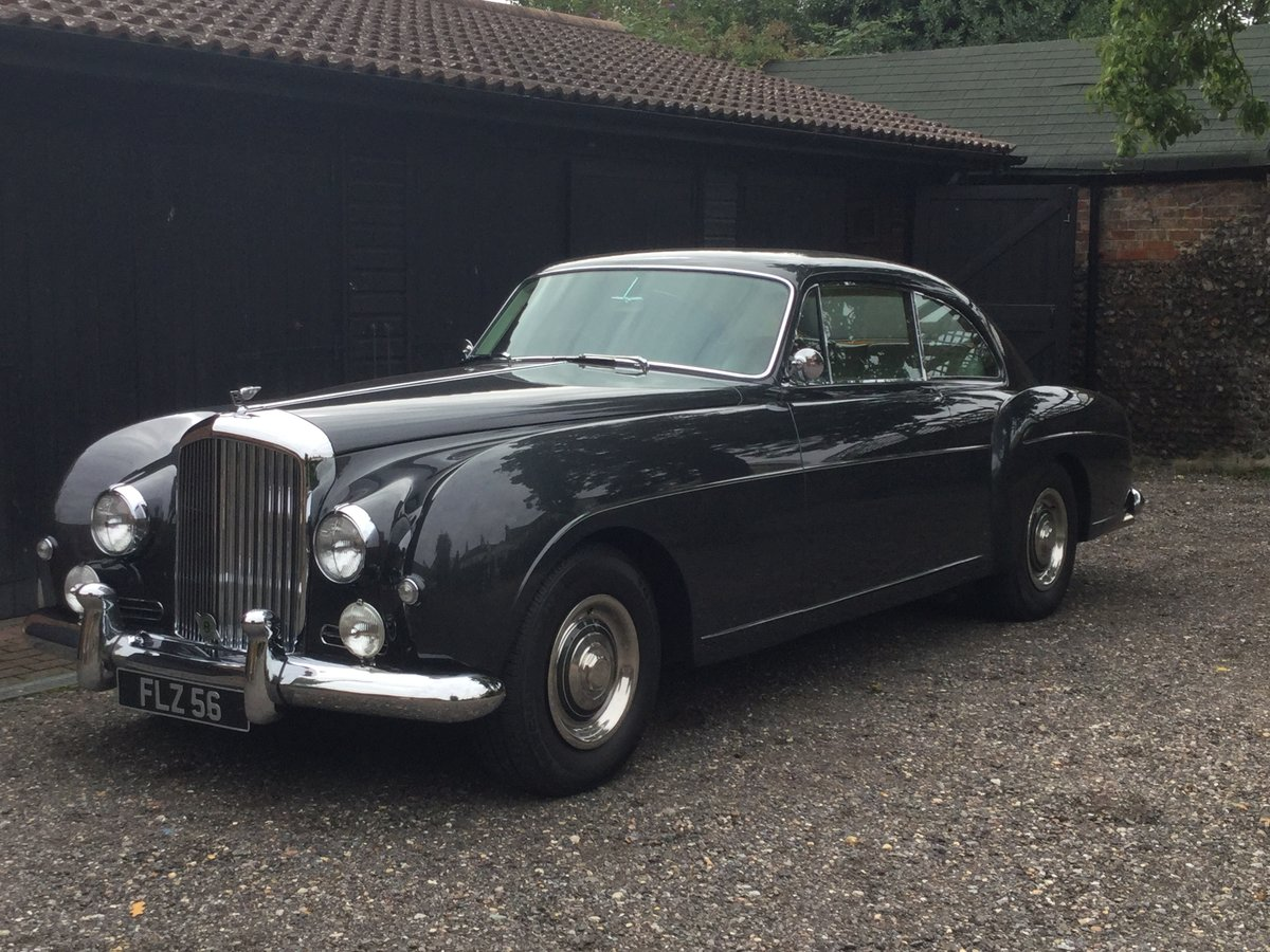 1956 Bentley S1 Continental Fastback For Sale (picture 1 of 6)