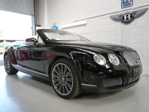 2006(56)  Bentley  Continental  GTC   W12 6.0L Only 32,000ml