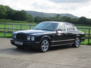 2008 Bentley Arnage T Mulliner Level 2