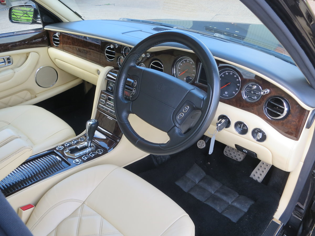 2008 Bentley Arnage T Mulliner Level 2 SOLD (picture 5 of 6)