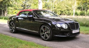 2013 Bentley Continental GTC Mulliner V8 Auto For Sale