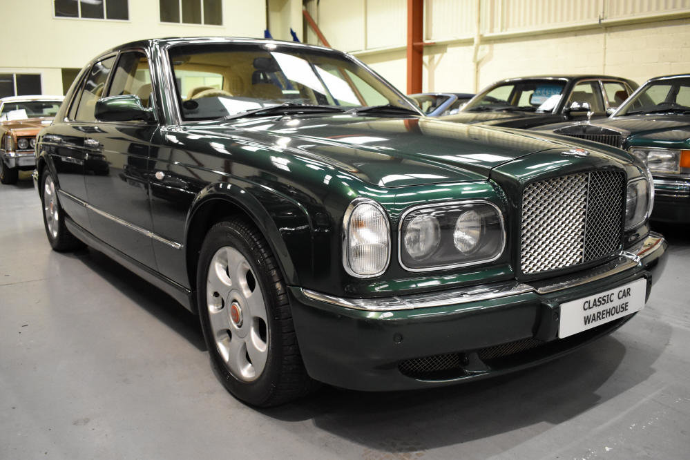 2002 38,000 miles with excellent history For Sale (picture 1 of 6)