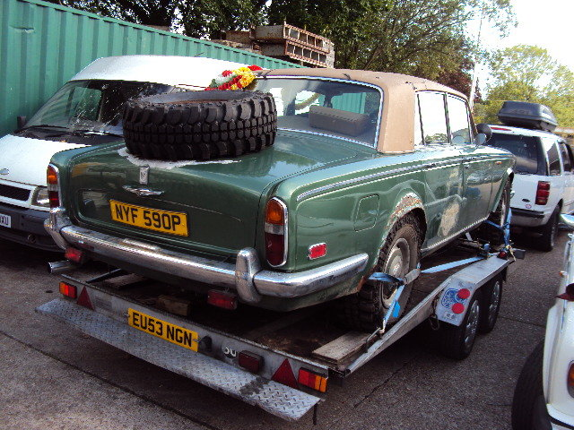Autocontonental Rolls Royce Bentley breakers redhill surrey  For Sale (picture 4 of 6)