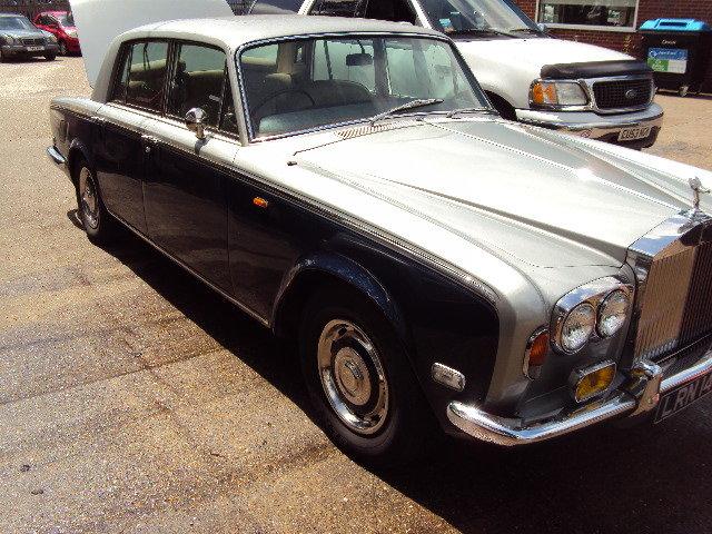 Autocontonental Rolls Royce Bentley breakers redhill surrey  For Sale (picture 5 of 6)