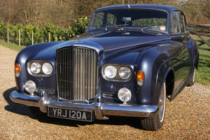 1963 Bentley S3 ONE REGISTERED KEEPER LOW MILES For Sale