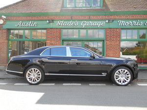 2012 Bentley Mulsanne Mulliner  For Sale