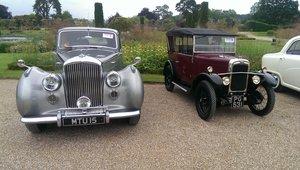 1950 Bentley Mk VI 4.25 Standard Steel saloon (B111HP).