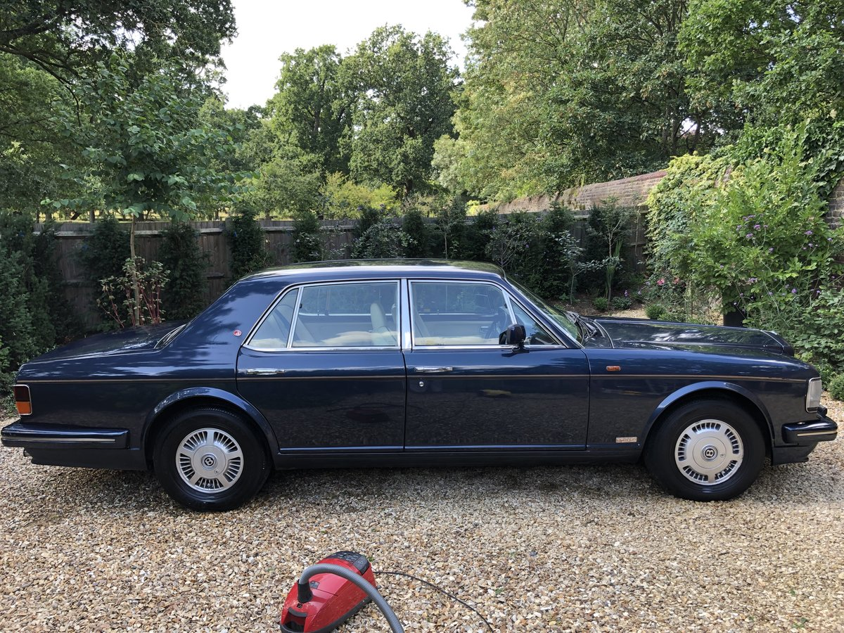 1989 Bentley Turbo R For Sale (picture 3 of 6)
