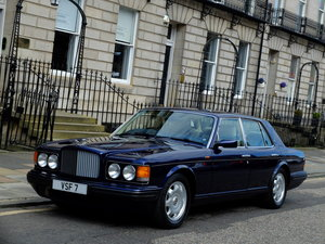1996 BENTLEY BROOKLANDS SWB - STUNNING - JUST 24K MILES !