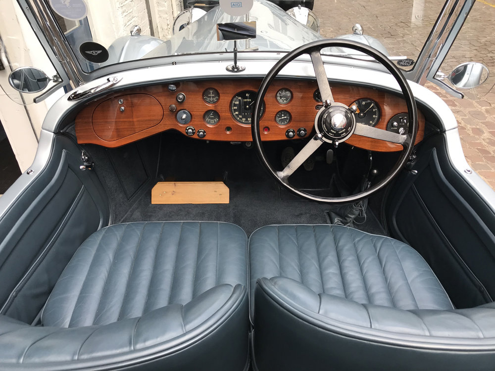 1939 Bentley 4.25 litre MX chassis series Vanden Plas style  For Sale (picture 2 of 24)