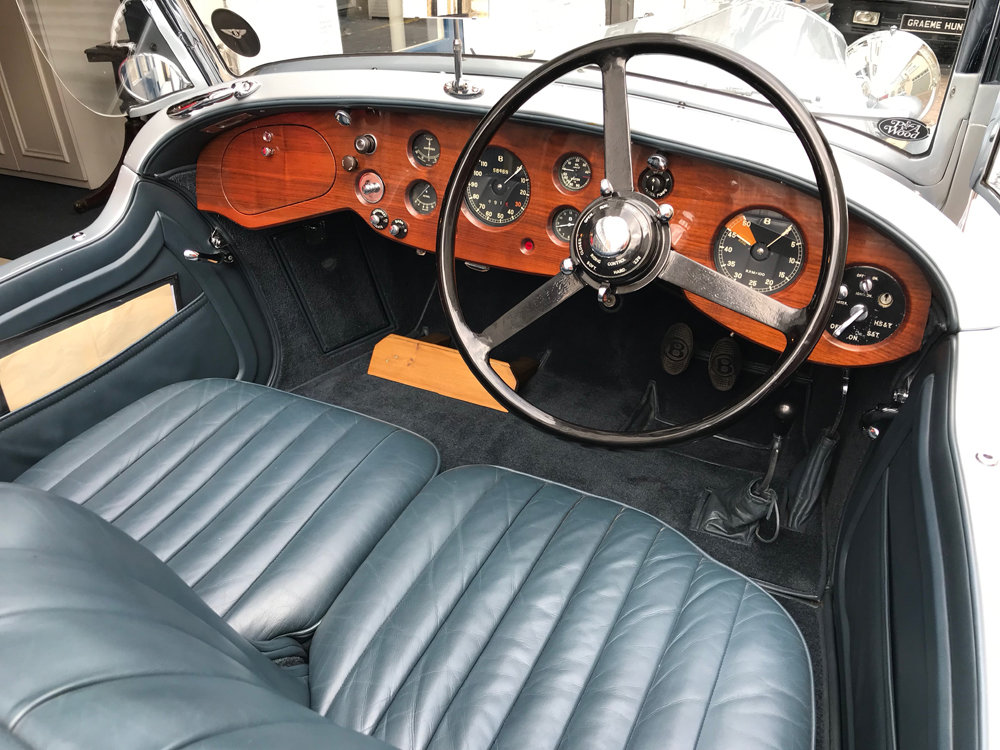 1939 Bentley 4.25 litre MX chassis series Vanden Plas style  For Sale (picture 5 of 24)