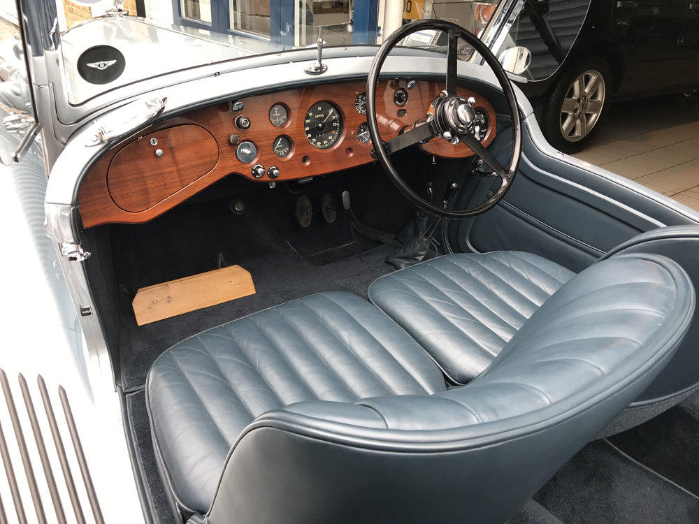 1939 Bentley 4.25 litre MX chassis series Vanden Plas style  For Sale (picture 8 of 24)