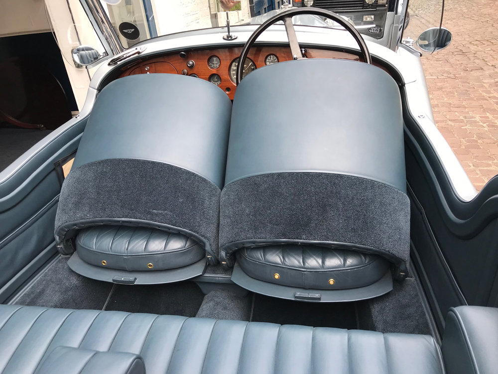1939 Bentley 4.25 litre MX chassis series Vanden Plas style  For Sale (picture 22 of 24)