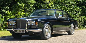 1976 BENTLEY CORNICHE COUPE For Sale