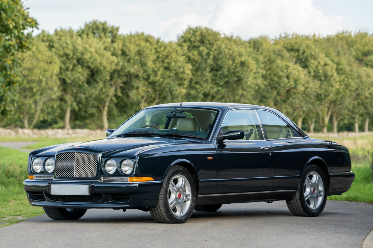 Bentley Continental R 1998 - 46,000 miles from new For Sale (picture 1 of 6)