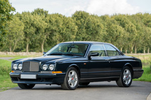 1998 Bentley Continental R  - 46,000 miles from new