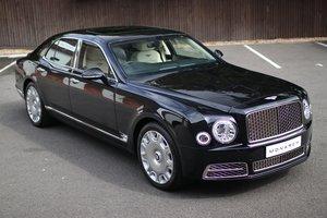 2017/17 Bentley Mulsanne V8