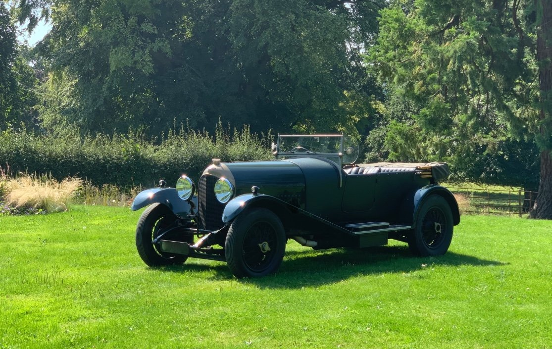 1925 Bentley 3 Litre Speed Model For Sale (picture 1 of 6)