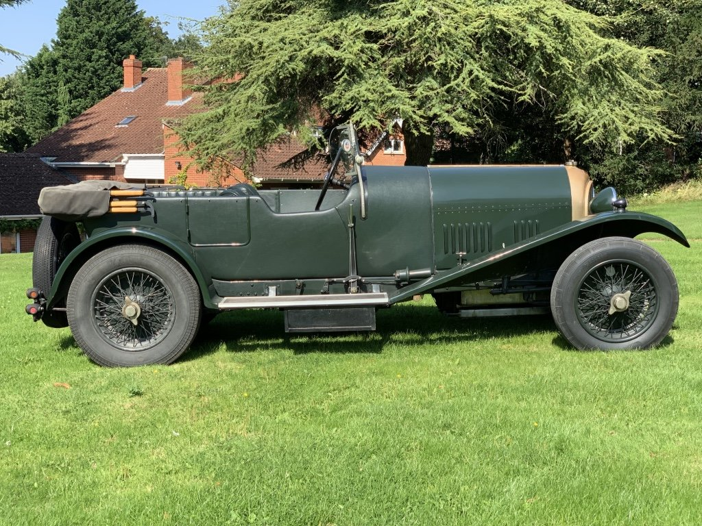 1925 Bentley 3 Litre Speed Model For Sale (picture 2 of 6)