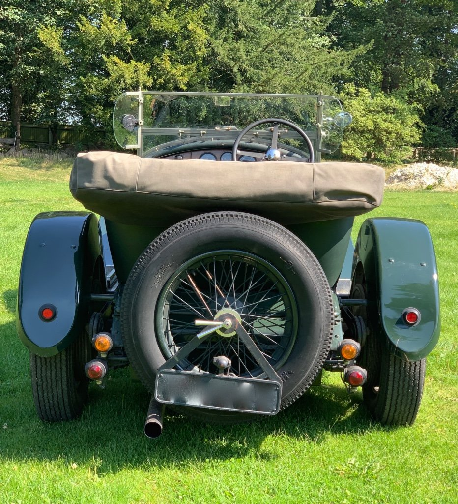 1925 Bentley 3 Litre Speed Model For Sale (picture 3 of 6)