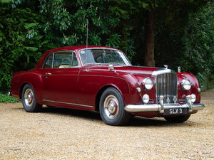 1956 BENTLEY S1 CONTINENTAL SPORTS SALOON For Sale by Auction