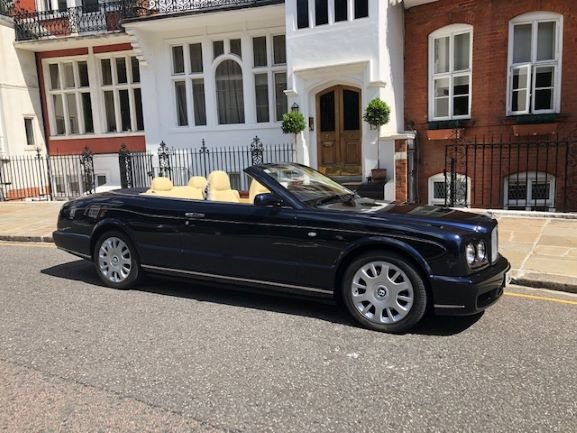 2006 Bentley Azure 3,300 miles For Sale (picture 1 of 4)