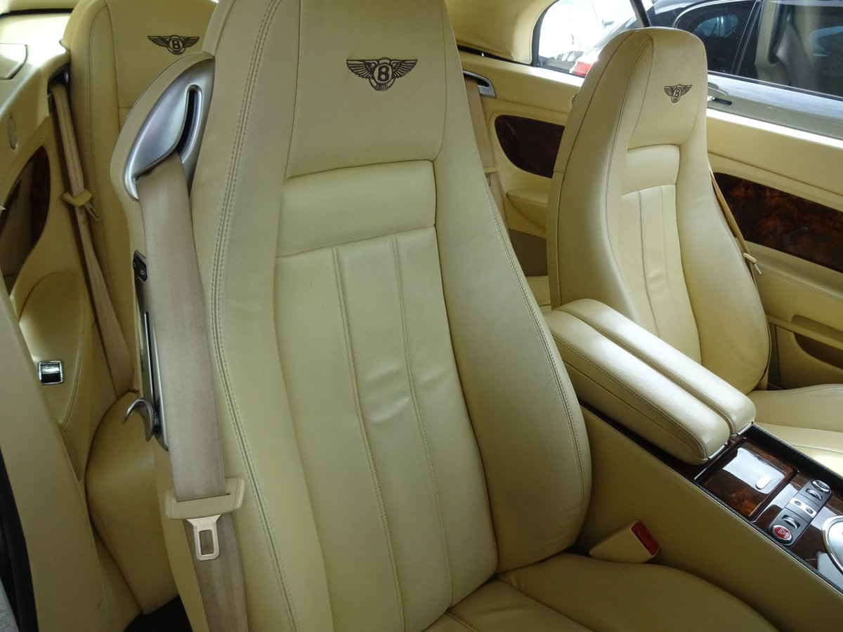 2007 Bentley Continental GTC SOLD (picture 6 of 6)