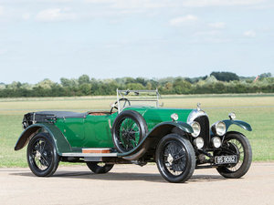 1924 BENTLEY 3-LITRE TOURER For Sale by Auction