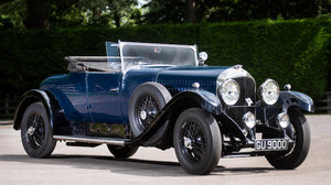 1929 BENTLEY 4½-LITRE TOURER For Sale by Auction