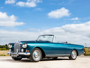 1964 BENTLEY S3 CONTINENTAL DROPHEAD COUPÉ For Sale by Auction
